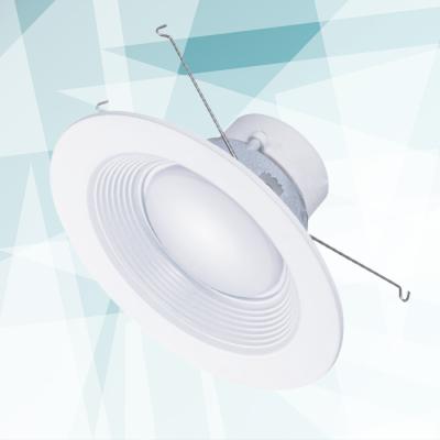 LED Retrofit Pot Light est idéal pour une installation encastrée.